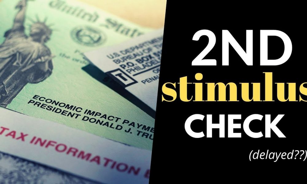 Second Stimulus Check Update 5/27 | In a MONTH or so ...